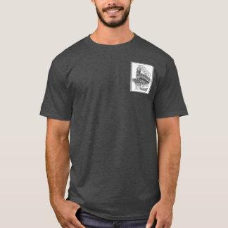 Mein Herz gehört Railroading T - Shirt II