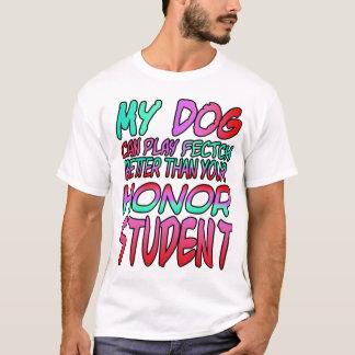 Mein Hund kann Reichweite spielen besser als Ihr T-Shirt