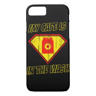 Mein Kap ist in der Wäsche iPhone 7 Hülle