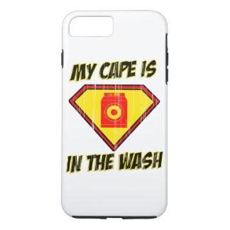 Mein Kap ist in der Wäsche iPhone 7 Plus Hülle