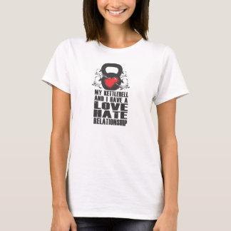 Mein Kettlebell und ich haben ein T-Shirt
