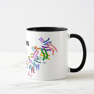 Mein Kind hat mehr Chromosomen Tasse