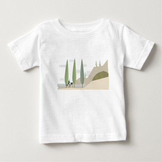 Mein kleines Dreamscape - Baby-feiner Jersey-T - Baby T-shirt