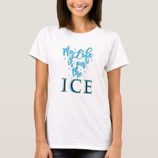 Mein Leben ist auf dem NEUEN T-Shirt des Eis-2018