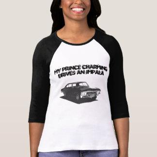 Mein Märchenprinz fährt einen Impala Shirts