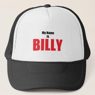 Mein Name ist Billy Truckerkappe