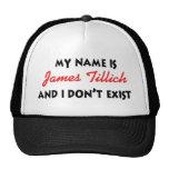 Mein Name ist James Tillich Truckercap