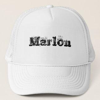 Mein Name ist Marlon Truckerkappe