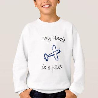 Mein Onkel ist ein Pilot Sweatshirt
