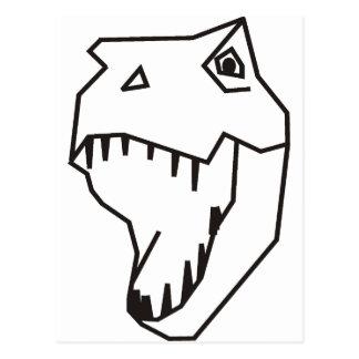 Mein Rex Postkarte