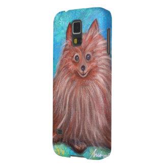 Mein Spitz-Hund durch Prisarts Samsung S5 Hülle