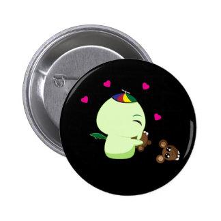 Mein Teddybär Runder Button 5,7 Cm