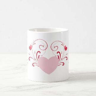 Mein Valentinsgruß Tasse
