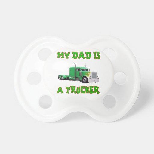 Mein Vati ist ein Fernlastfahrer-Schnuller Baby Schnuller