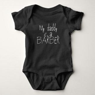 Mein Vati ist ein FRISEUR Baby Strampler