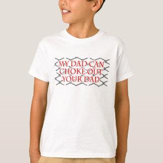 Mein Vati kann Ihren Vati heraus erdrosseln! MIXED T-Shirt