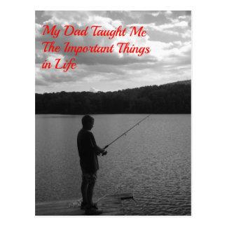 Mein Vati…. Postkarten