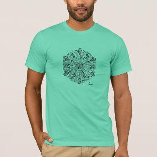 Mein Weg (ein Rumi inspirierter Mandala) T-Shirt