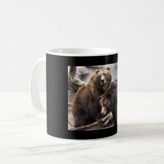 Meine Bären Kaffeetasse