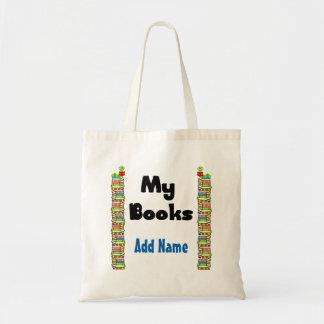 Meine Bücher Budget Stoffbeutel