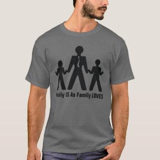 Meine Familien-Lieben T-Shirt