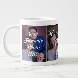 Meine Fotos der Foto-Tassen-3 Jumbo-Tasse