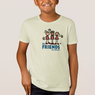 MEINE FREUNDE SIND FANTASTISCH T-Shirt
