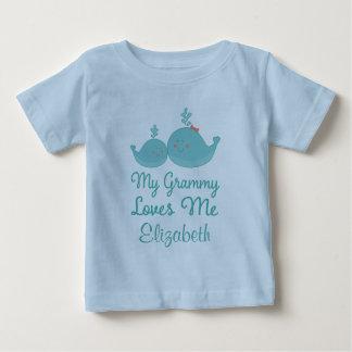 Meine Grammy Lieben ich Enkelkind T-Shirt Geschenk