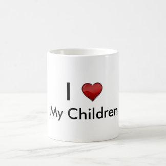 Meine Kinder Kaffeetasse