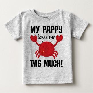 Meine Pappy Lieben ich dieser viele Enkelkind T - Baby T-shirt