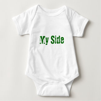 Meine Seite, Ihr SeitenStrampler Baby Strampler