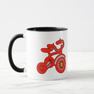 Meine Trike 3. Geburtstags-Geschenke Tasse