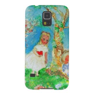 Meine Valentinsgruß-wunderliche Galaxy S5 Cover