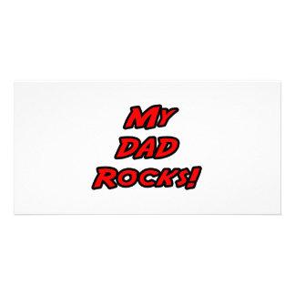 Meine Vati-Felsen Foto Karte