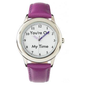 Meine Zeituhr Uhr