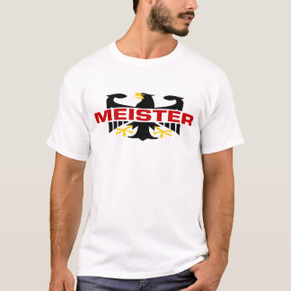Meister Familienname T-Shirt