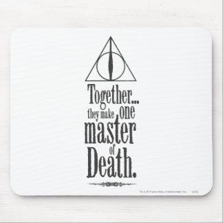 Meister Harry Potter-Bann-  des Todes Mauspad