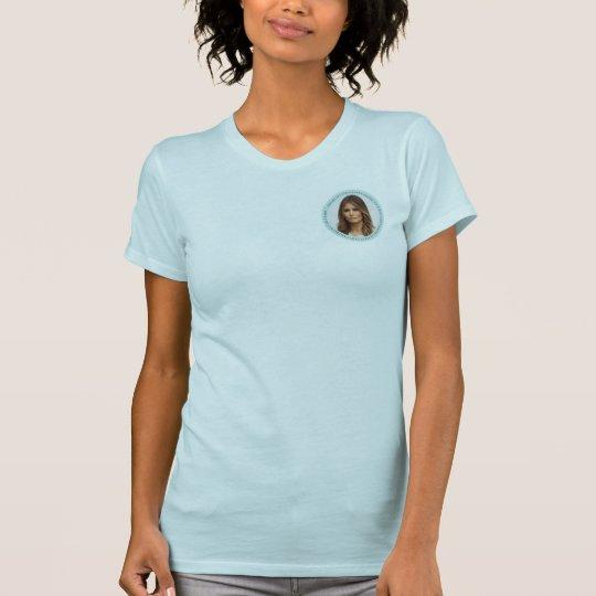 Melania-TRUMPF erste Dame T-Shirt