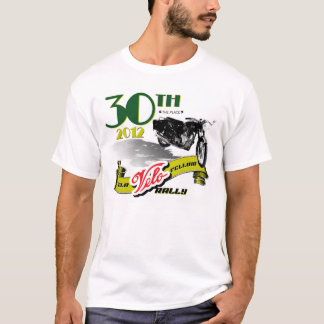 Melo Velo MitKundgebung mit ursprünglichem T-Shirt