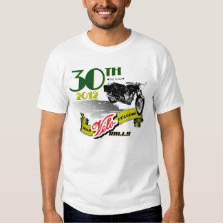 Melo Velo MitKundgebung mit ursprünglichem T-shirts