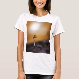 Melting mushroom T-Shirt