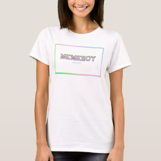 MEMEBOY - T - Shirt
