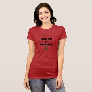 Memes 1. WeihnachtsT - Shirt