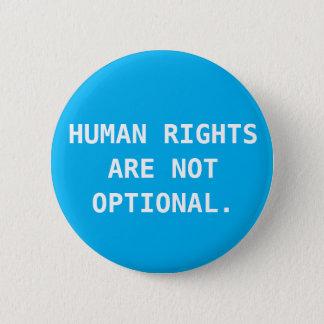 Menschenrechts-Knopf Runder Button 5,1 Cm