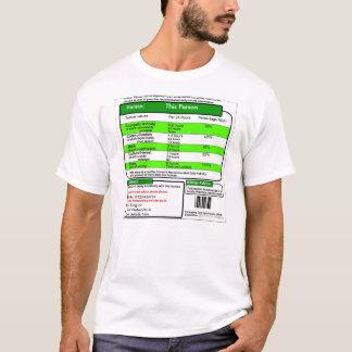 Menschlicher Produkt-Aufkleber T-Shirt