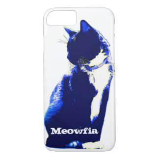 Meowfia Katze iPhone 8/7 Hülle