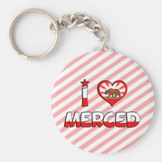 Merced, CA Schlüsselanhänger