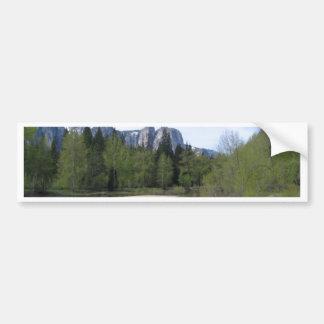 Merced Fluss- Yosemite Nationalpark Autoaufkleber
