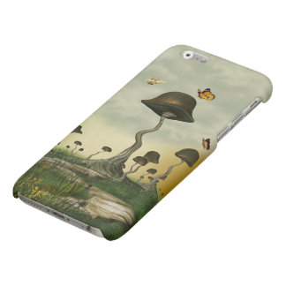 Merkwürdige Pilze MattiPhone 6 Fall