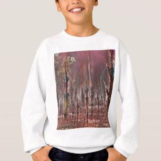 Merkwürdiger Wald Sweatshirt